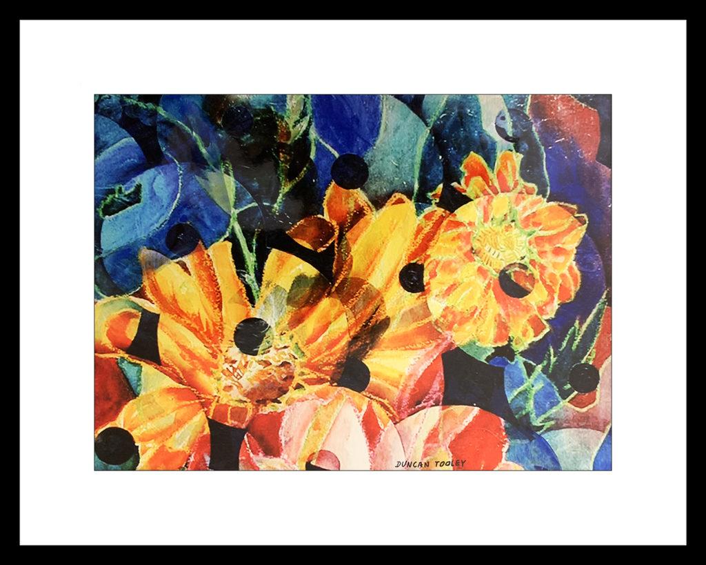 Mystic Marigold Joy by Duncan Tooley